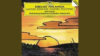 Sibelius: King Christian, Op.27 - Suite - Serenade: Moderato assai (Quasi menuetto)