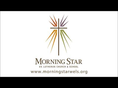 2021 Morning Star Lutheran School Graduation Service