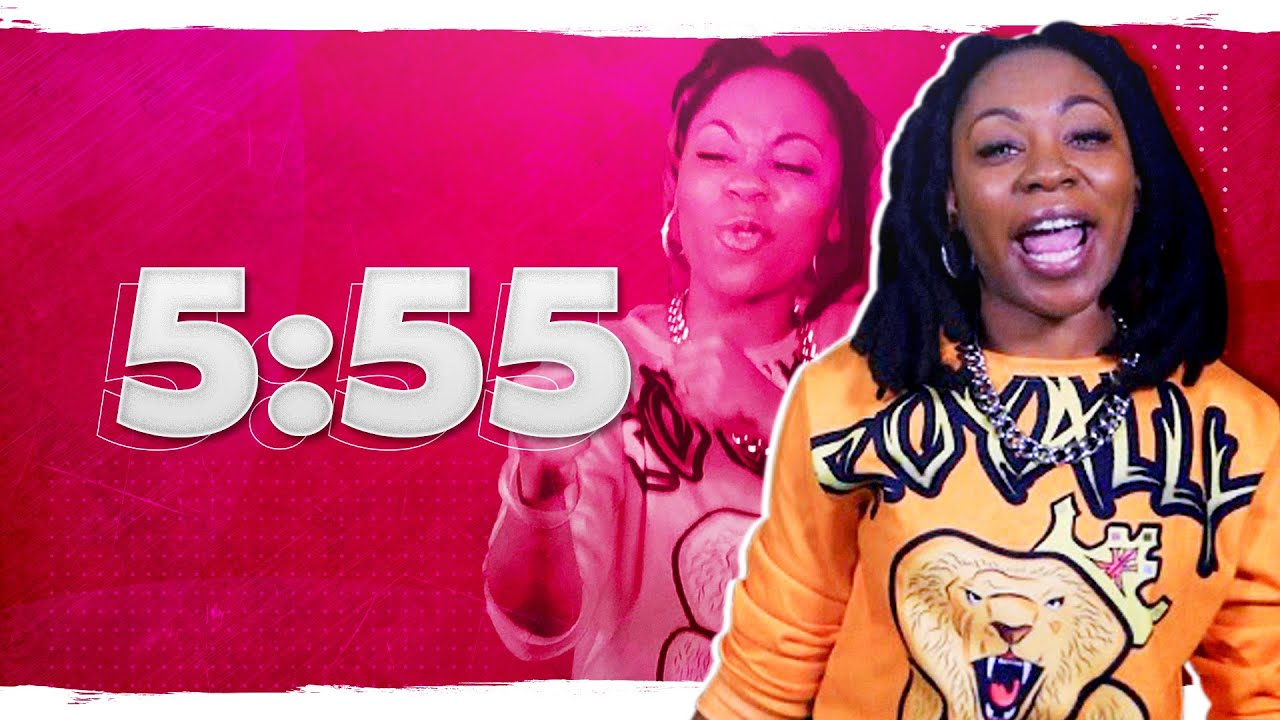Kween Katt 5:55 (OFFICIAL VIDEO)