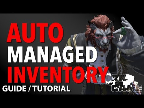 FFXIV Macro To Handle Inventory And Armoury! [New Player UI Guide]