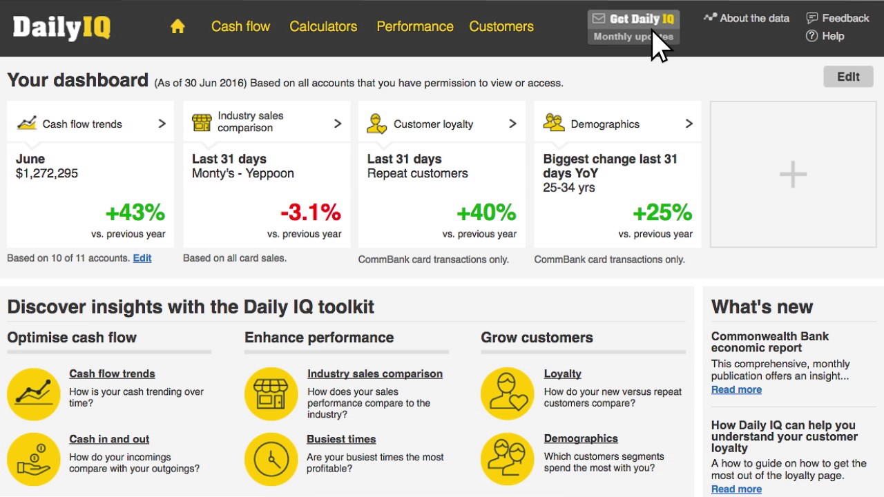 Video: How Commonwealth Bank of Australia uses MicroStrategy