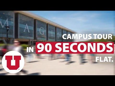 High-Speed University of Utah Tour