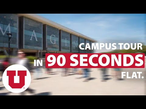 High-Speed University of Utah Tour