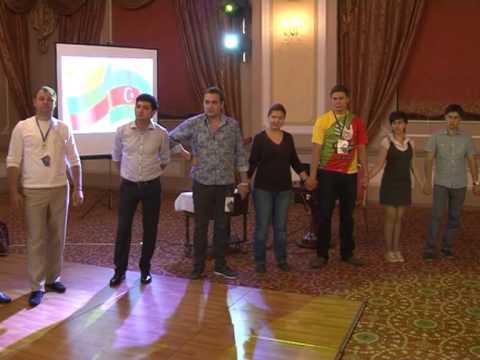 Azerbaijan-Lithuanian Cultural Night in Gabala (27.08.2012)