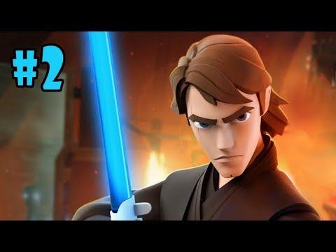 Disney Infinity 3.0 - Twilight of the Republic - Walkthrough - Part 2 (PC HD) [1080p60FPS]