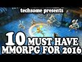 10 Must Have MMORPG for iOS/Android for