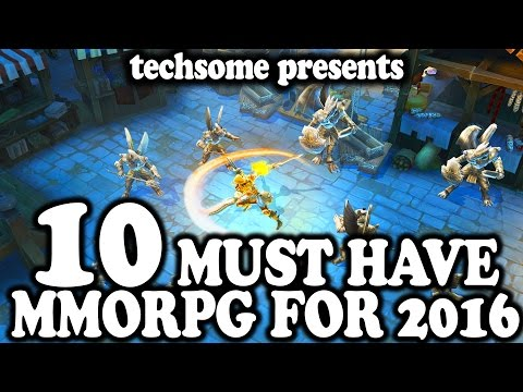 10 Must Have MMORPG For IOS/Android For 2016