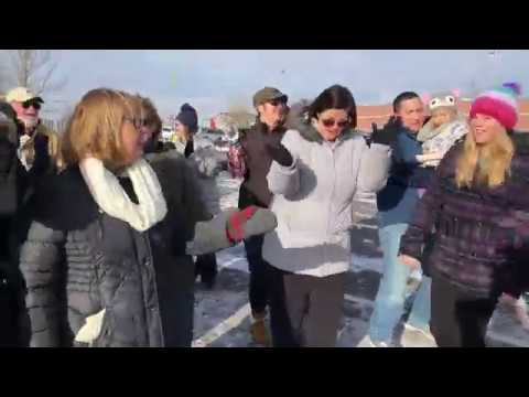 All I Want for Christmas is Target (Save Target Fergus Falls Flash Mob!)