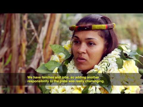 ʻAʻaliʻi Kū Makani: Continuing the Legacy (with subtitles)