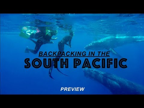 Backpacking in the South Pacific - PREVIEW CLIP