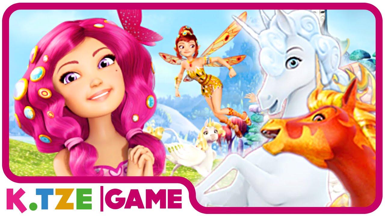 Lets Play Mia and Me auf Deutsch Ganze Folgen der Spiele