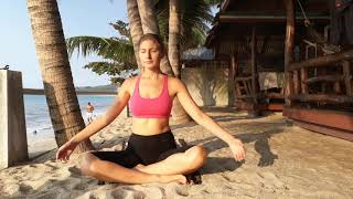 Йога-утро. Практика с Анной Анахатой для всех.