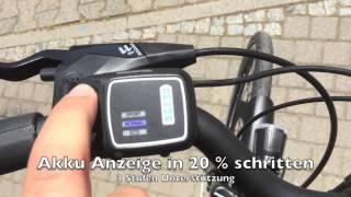 Giant Twist Freedom 1 GTS Pedelec XXL Fahrrad