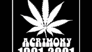 ACRIMONY - Earthchild Inferno