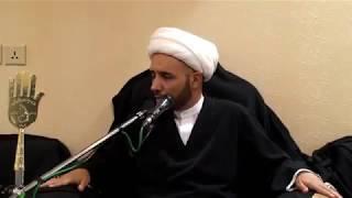 الشيخ أحمد سلمان - من قام بالهجوم على بيت السيدة فاطمة الزهراء عليها أفضل الصلاة والسلام