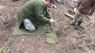 Making a Wool Blanket Coat