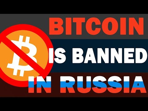 Bitcoin is banned in russia [Cryp News]