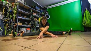 BNT 254 Mavic 2 zoom czyli dron ninja i pompki w norze