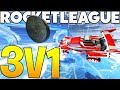 JEROMEASF, ANDREW & AUSTIN VS ME! CAN I WIN!? ROCKET LEAGUE CHALLENGE!