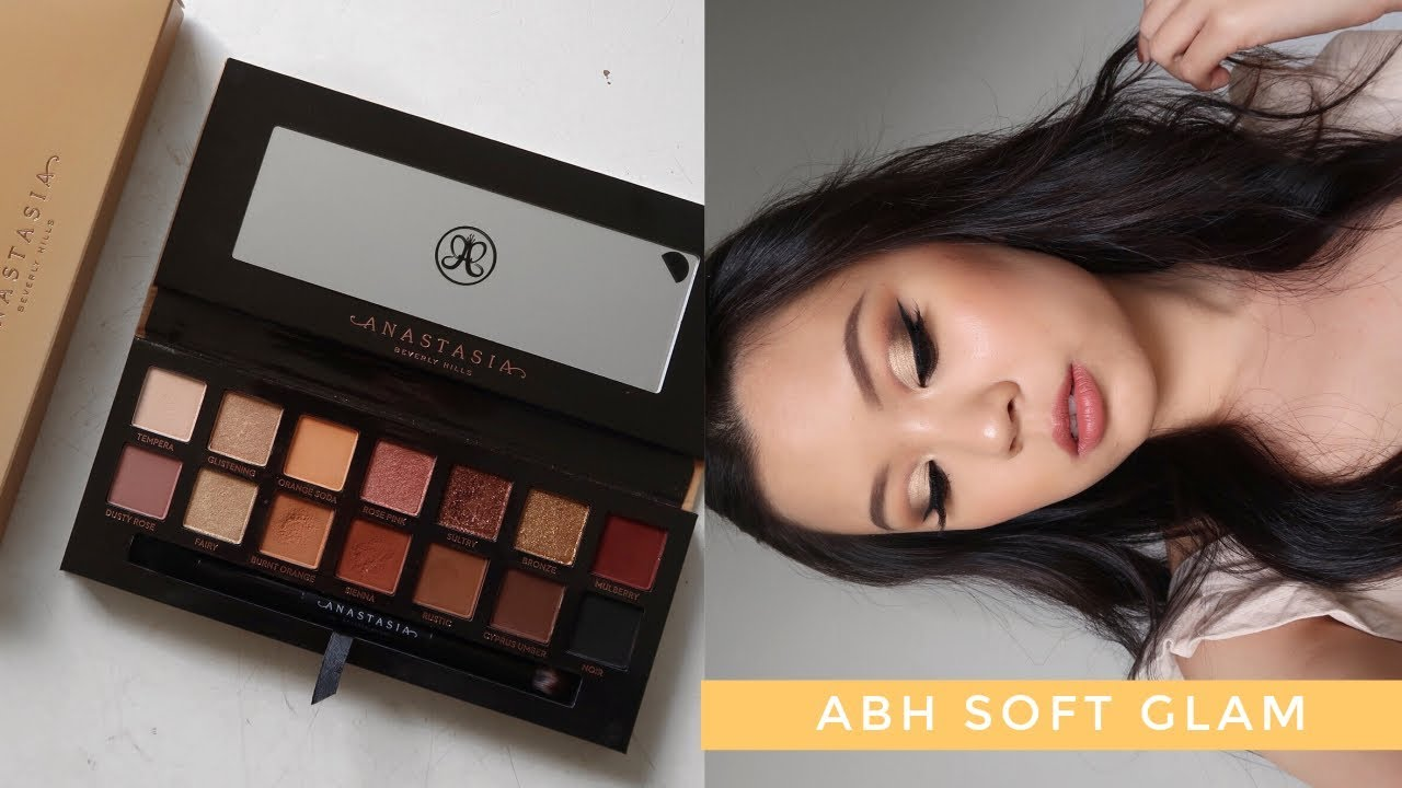 Download 3 LOOKS, 1 PALETTE  ⋆ ABH SOFT GLAM