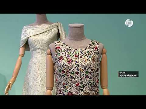 Состоялась церемония открытия выставки «Модернизм и мода» CBC TV