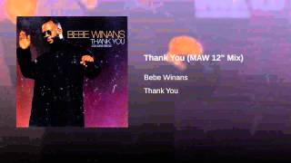 "Thank You (MAW 12"" Mix)"