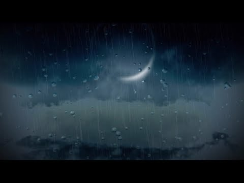 Thunderstorm Rain Sounds Thunder Asmr Sleep Relaxation
