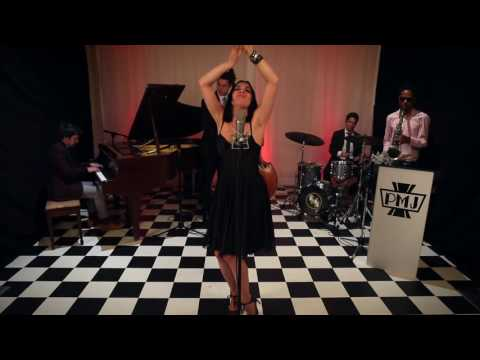 Pony - Vintage Jazz Ginuwine Cover ft. Ariana Savalas