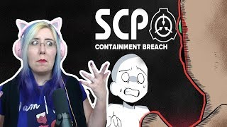 By the way, Can You Survive SCP Containment Breach? by DanPlan  - Zamber Reacts