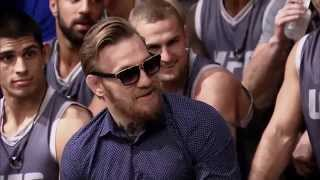 Following TJ Dillashaw's title defense against Renan Barao, Conor McGregor tries to drive a wedge between the champ and his mentor, Urijah Faber, on ...