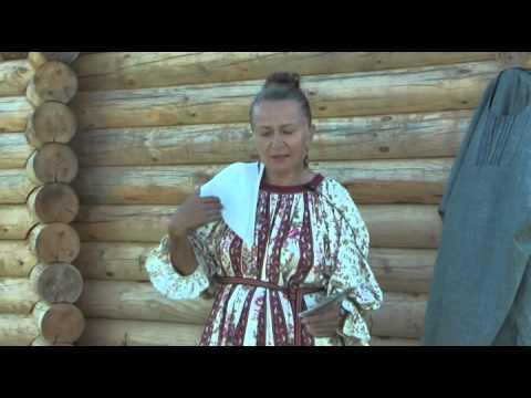 Русская одежда часть 1.