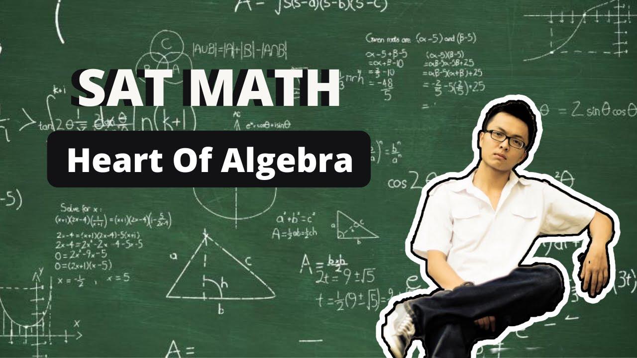 SAT Math 1: Đại Số Cơ Bản | Tự Học SAT Online | Lâm Python
