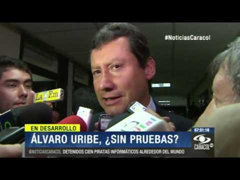 """""""El expresidente nunca ha mencionado pruebas"""": abogado de Uribe 19 de Mayo de 2014"""