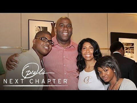 Magic and Cookie Johnson Show Their Support for Their Gay Son | Oprah's Next Chapter |OWN