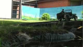 Willys 1:6 RAG-Militärmodellbau Modellbauausstellung Munster