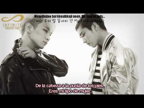 [Español] Toheart (Woohyun & Key) - You're my lady