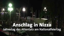 14. Juli in Frankreich: Ein Jahr nach dem Attentat in Nizza