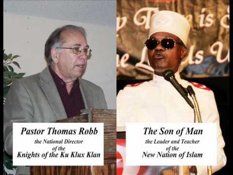 Ku Klux Klan leader debates New Nation of Islam leader a 2nd Time