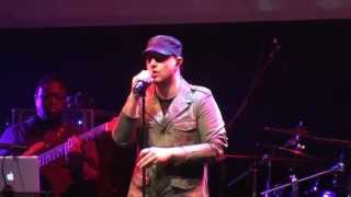 Maher Zain - For The Rest Of My Life  *LIVE* Performance - London April 2013 [HD Quality]