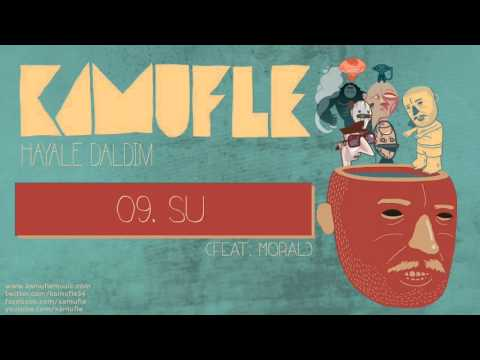 Kamufle feat. Moral - Su (Official Audio)
