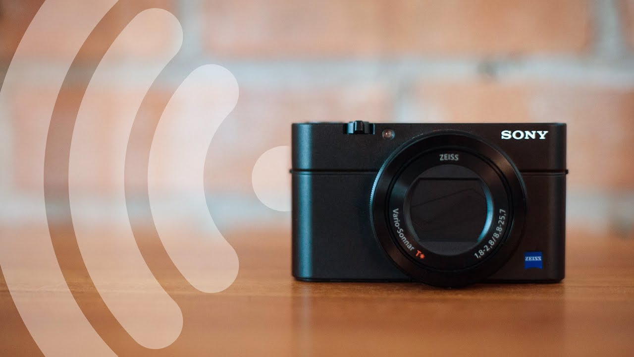 How to use the Sony RX100 Mk III Wifi Connection