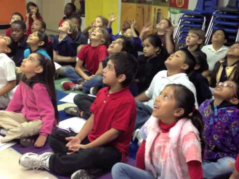 Askew Elementary Schoolhouse rock 2012--rehearsals and outtakes