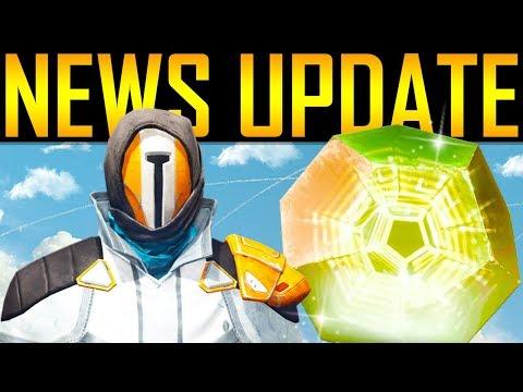Destiny 2 - IMPOSSIBLE EXOTIC! Season 7 News! thumbnail