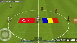 ТУРНИР ЧЕТЫРЕХ Группа А Румыния Турция