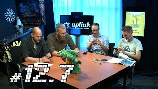 c't uplink 12.7: PC aufrüsten, Android 7 und (natürlich) Pokemon Go