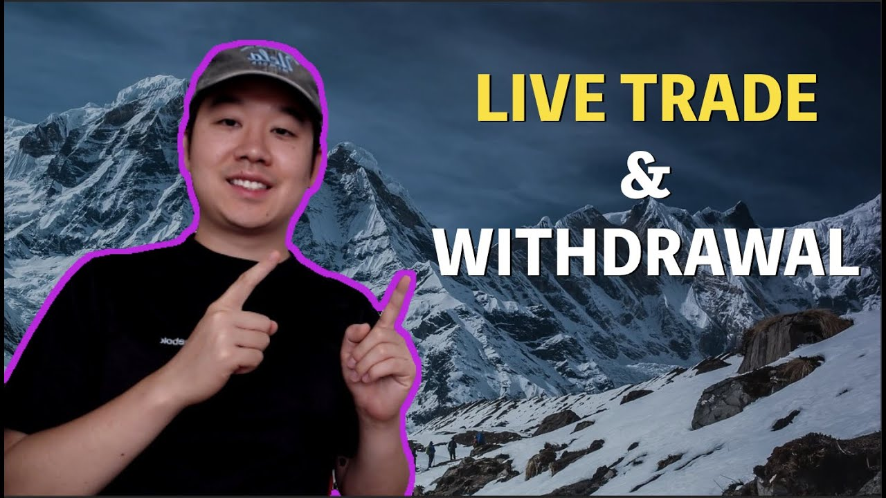 Live trade and withdrawal on simple Bityard exchange (based in Singapore)!