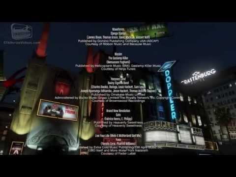 GTA 5 - End Credits