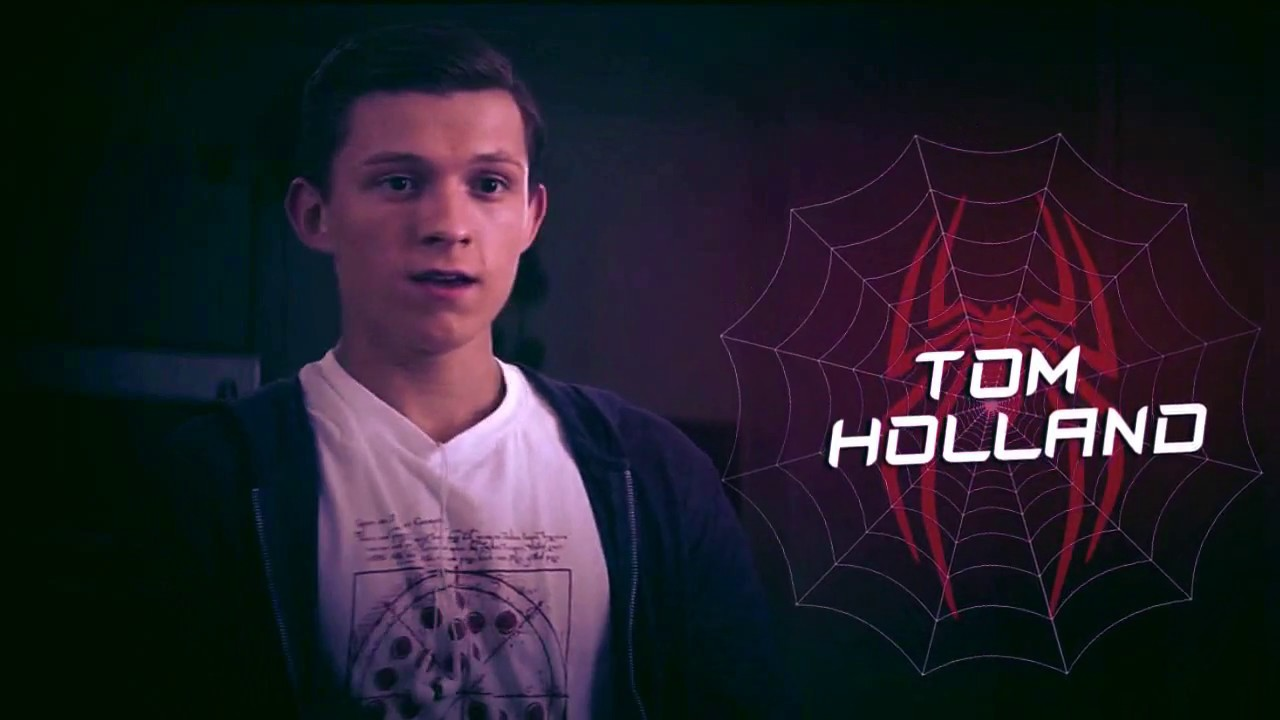 Spider-Man and His Amazing Dads! (Stony Fanfiction) OPENING CREDITS