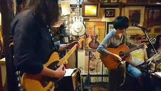 2017/9/24 江古田倶楽部 with 林 宏敏.