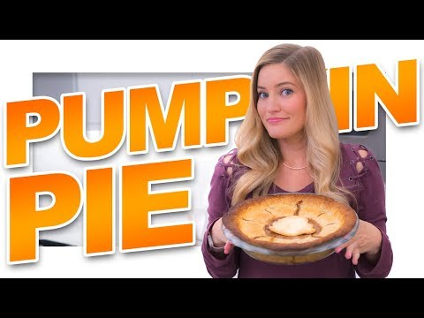 Download Youtube: 🎃 How to make Pumpkin Pie Mistakes